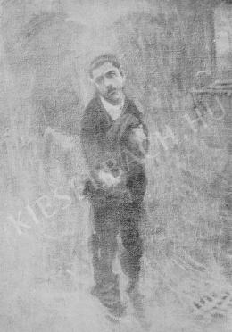Hollósy Simon - Kiss József-illusztráció