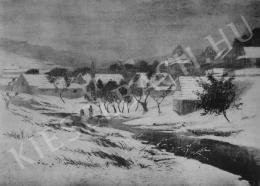 Katona Nándor - Felvidéki falu