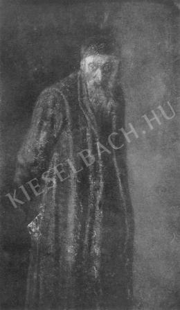 Mednyánszky László - Öreg zsidó