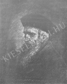 Mednyánszky László - Tanulmányfej