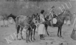 Pállya Celesztin - Lóvásár