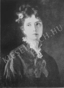 Székely Bertalan - Női arckép