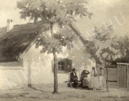 Nyilasy Sándor - A lócán