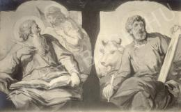 Lotz, Károly - Two Evangelists