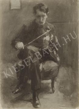 Bihari Sándor - A hegedűs