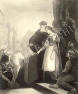 Ismeretlen festő - Történelmi jelenet