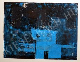 Bálint Endre - Kék éjszaka