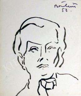 Bálint Endre - Önarckép