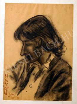 Bálint Endre - Női portré