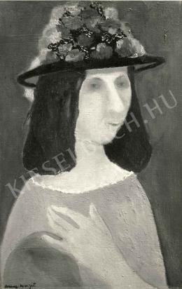 Anna Margit - Virágos kalap (2016-04-06)