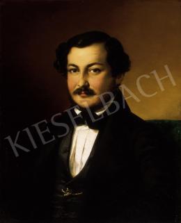 Barabás Miklós - Nemesember aranylánccal