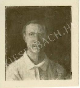Rudnay Gyula - Önarckép (1910 körül)