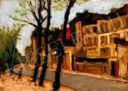 Fényes Adolf - Párizsi ősz (Charenton)