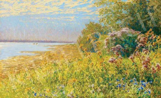Poll Hugó - Virágok a vízparton | 29. Aukció aukció / 23 tétel