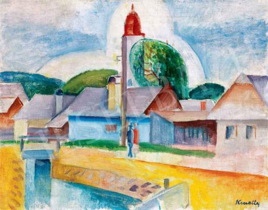 Kmetty János - Nagybánya, 1920-as évek | 29. Aukció aukció / 29 tétel