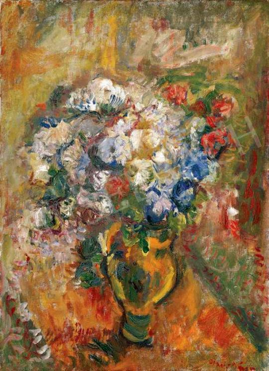 Diener-Dénes Rudolf - Virágcsendélet | 29. Aukció aukció / 32 tétel
