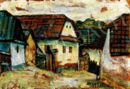 Nagy István - Erdélyi falu