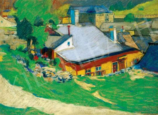 Szigeti Jenő - Tabán, 1914 | 29. Aukció aukció / 42 tétel