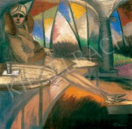 Sassy Attila - Párizsi kokott, 1920-as évek