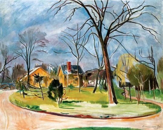 Bornemisza, Géza - Autumn | 29th Auction auction / 74 Item