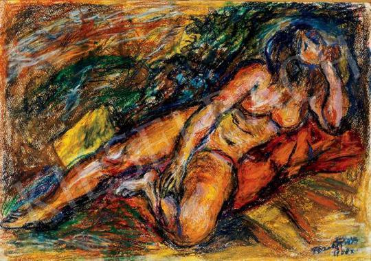 Frank Frigyes - Akt   29. Aukció aukció / 118 tétel
