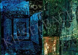 Ország Lili - Kék labirintus