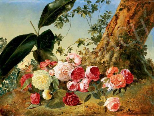 Seitz, Johann Georg - Rózsák | 29. Aukció aukció / 158 tétel