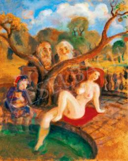 Szabó Vladimir - Zsuzsanna és a vének