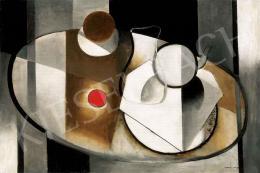 Gadányi Jenő - Konstruktív csendélet, 1933