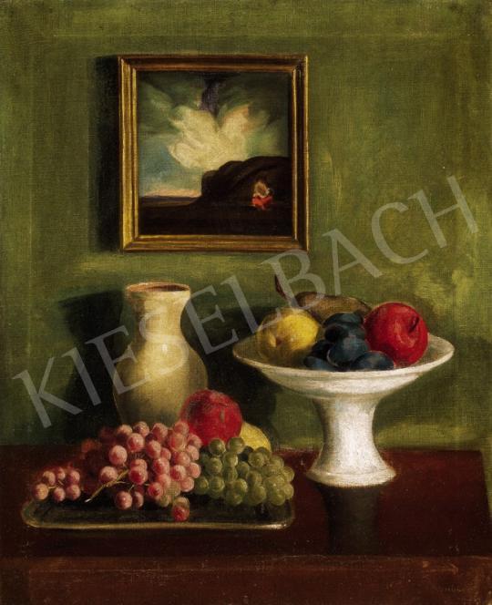 Mund Hugó - Csendélet | 23. Aukció aukció / 175 tétel