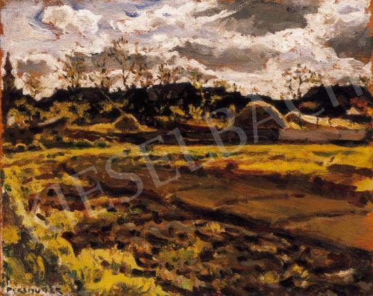 Perlmutter Izsák - Májusi nap, 1928 | 20. Aukció aukció / 3 tétel