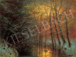 Mednyánszky, László - Rimy Forest, 1900s