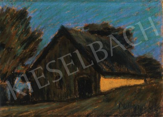 Nagy, István - House before Blue Sky | 20th Auction auction / 7 Item