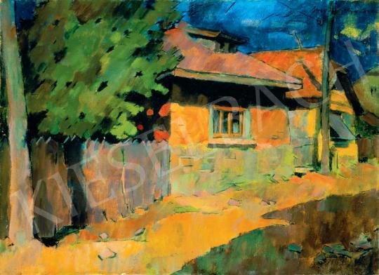 Nagy, Oszkár - Red House | 30. Auction auction / 74 Lot
