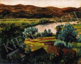Orbán, Dezső - Hills by the River