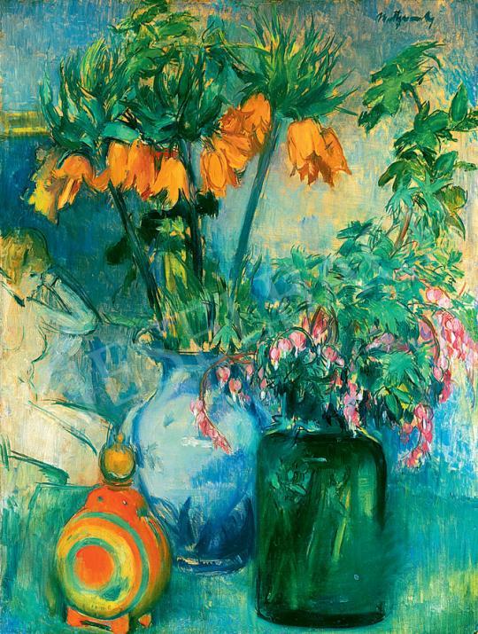 Mattyasovszky-Zsolnay László - Virágok, 1929 | 30. jubileumi aukció aukció / 142 tétel