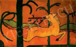 Rudnay, Gyula - Golden Deer