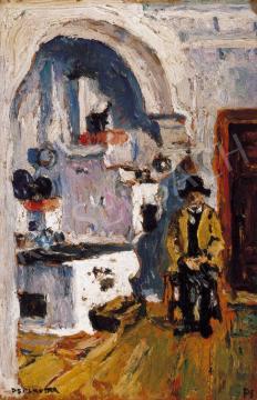 Perlmutter Izsák - Szobában | 20. Aukció aukció / 23 tétel