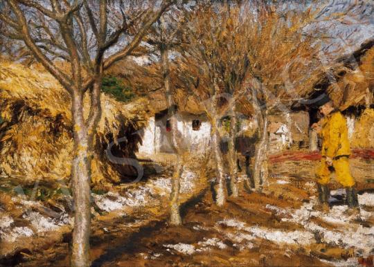 Glatz Oszkár - Koratavasz   20. Aukció aukció / 24 tétel