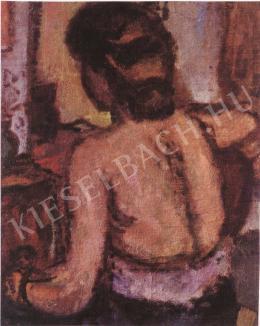 Czóbel Béla - Akt (1930-35 körül)