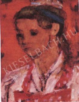 Czóbel Béla - Portré