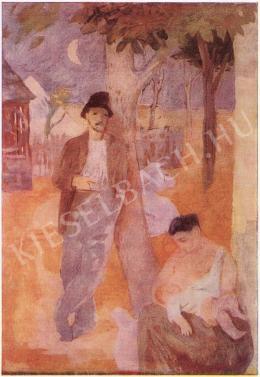 Szőnyi, István - Evening (1934)