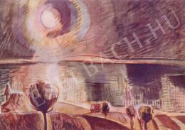 Egry, József - Sunset (1930)