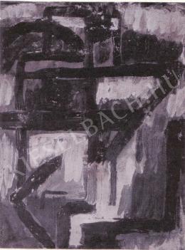 Barcsay, Jenő - White Lights (1945)