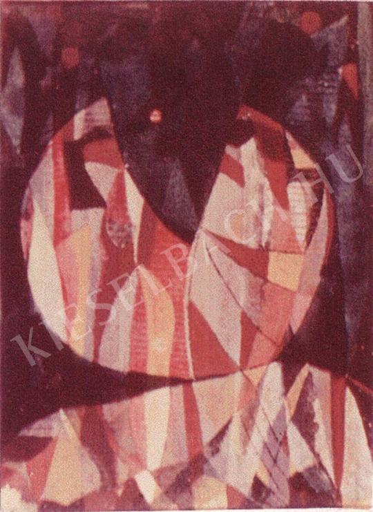 Gyarmathy, Tihamér - Untitled painting
