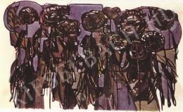 Szántó, Piroska - The Doomed (Cca. 1962)