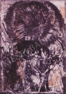 Kondor Béla - A győzelem dicsőítése (1961)