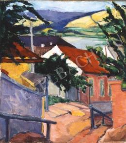 Tihanyi Lajos - Tájkép