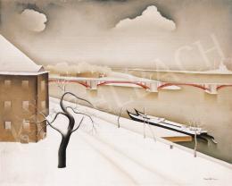 Basilides, Barna - WinterBudapest, 1930s