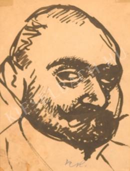 Kernstok Károly - Férfi fej